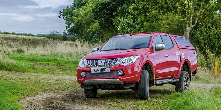 Assignment Media choose NAEC Stoneleigh for the launch of the 4x4 & Pick-Up Show