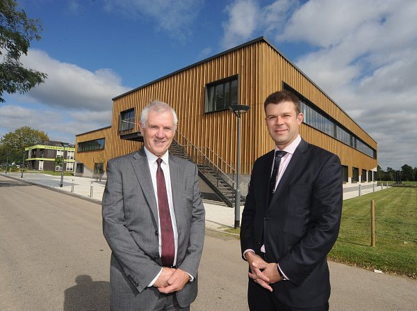 Stoneleigh Park Hands Over Keys To New HQ