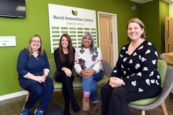 Rural Innovation Centre Welcomes Enabling Spaces