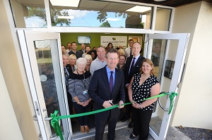 MP Jeremy Wright Opens Phase Two of Rural Innovation Centre