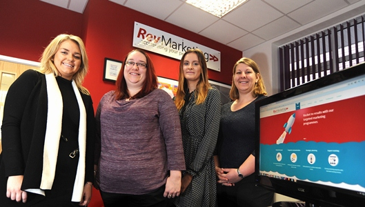 Expanding Company At Stoneleigh Park Takes On Apprentices