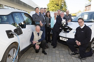 Rural businesses plug into greener vehicles